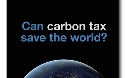 Can carbon tax save the world?